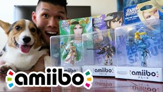 MY AMIIBO COLLECTION & HUNTING IMPORTS HAUL - Life After College: Ep. 419 thumbnail