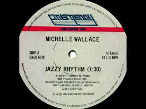 Michelle Wallace - Jazzy Rhythm (1982)