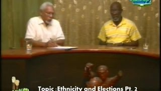 African Drums: Ethnicity and Elections Pt 2