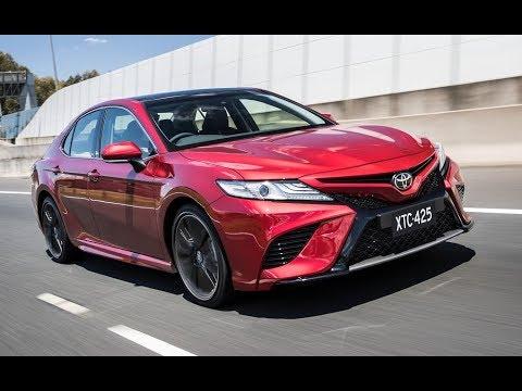 Toyota เตรียมเปิดตัว All-New 2019 Camry โฉมใหม่ ในไทย ปลายปี 2018 นี้