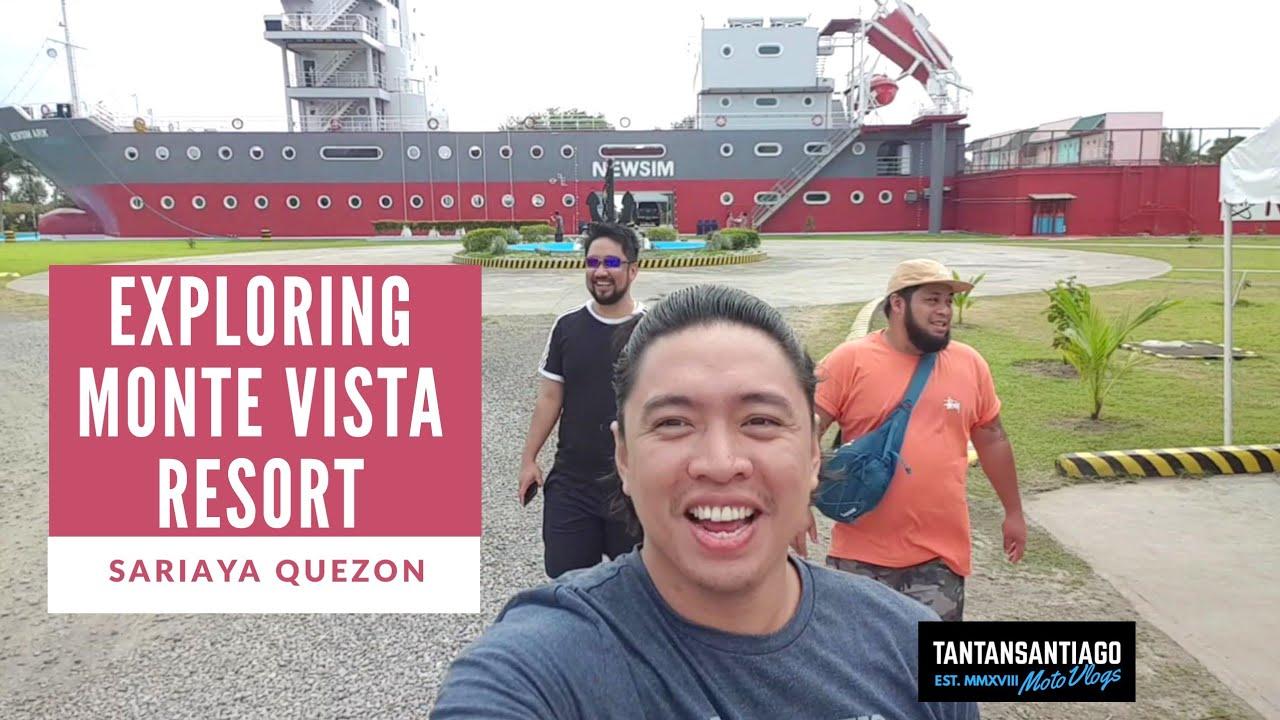 Monte Vista Resort Sariaya Quezon You