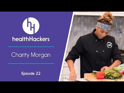 Ep 22: Charity Morgan - the vegan chef turning NFL players 'plegan'
