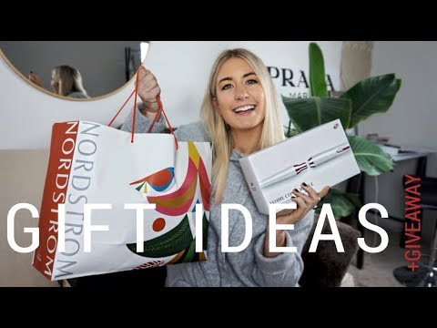 HOLIDAY GIFT GIVING IDEAS l Beauty, Fashion, Fitness