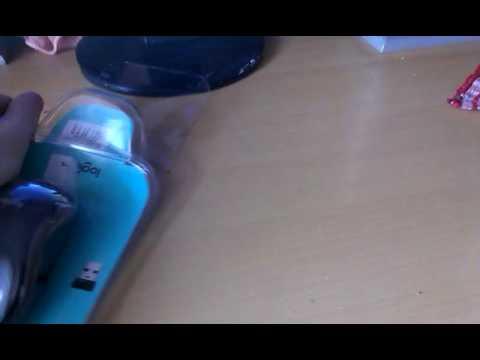 Мышь Logitech Wireless Mouse M185