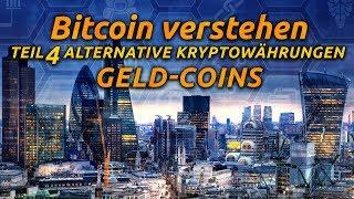 Bitcoin verstehen - Teil 4 alternatives Kryptogeld