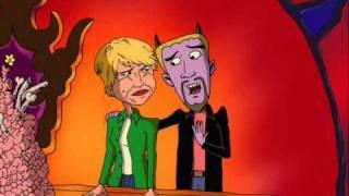 god the devil and bob clip