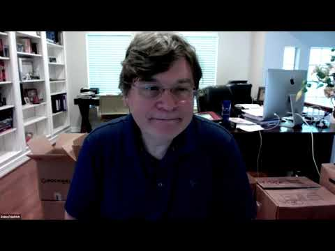 July online meeting with Jeff Wolfe