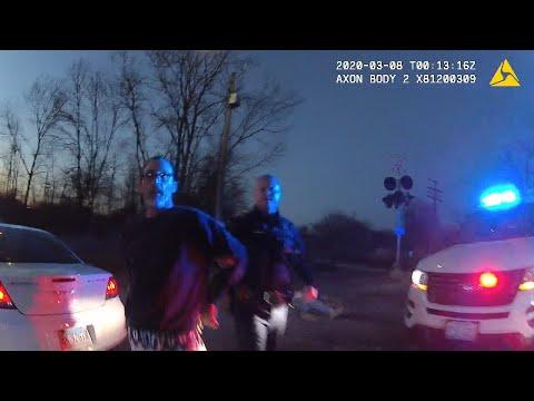 Centralia, IL — Police Officer Violates Man's Rights