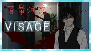 [LIVE] 【Visage】闇から逃げる・・・【ふくやマスター】