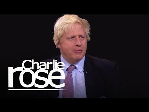 Boris Johnson on Winston Churchill (Nov. 13, 2014) | Charlie Rose