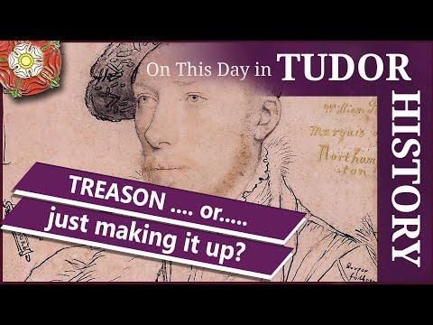 October 22 - Treason Or A Malicious Woman Making Things Up?