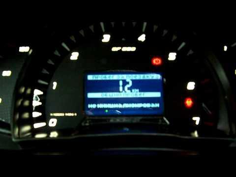 Обозначение значков на панели приборов автомобиля