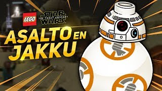 LEGO STAR WARS: The Force Awakens - ASALTO EN JAKKU #2 (Gameplay en Español)