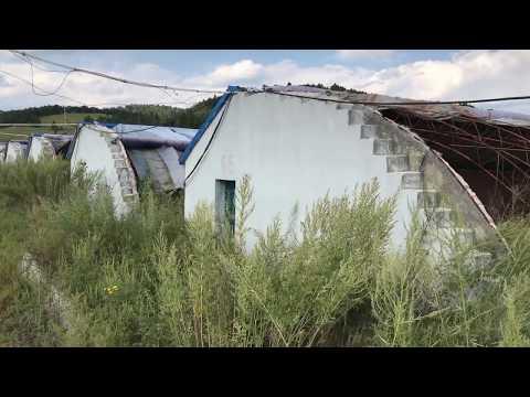 Grow: China, Mudanjiang, renovation of solar greenhouses
