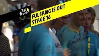 Klassementsrenner Fuglsang verlaat Tour de France 2019