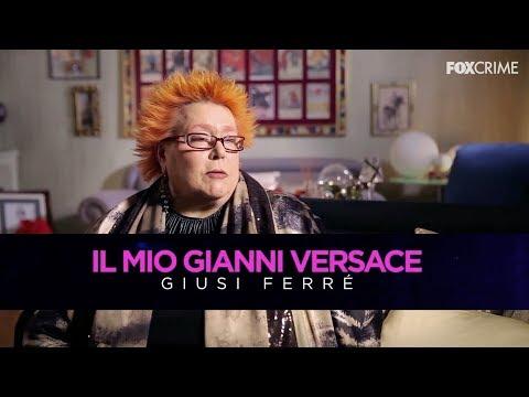 Giusi Ferré ricorda Gianni Versace per FoxCrime