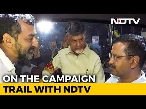 Chandrababu Naidu + Arvind Kejriwal: The 'Gathbandan' Factor