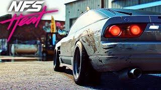 NFS HEAT KARIERA   Pierwsze auto #2  Gameplay PL  ULTRA ❕