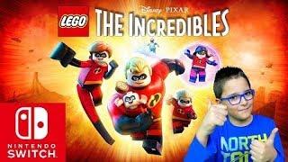 LEGO GLI INCREDIBILI | GAMEPLAY ITA - Leo Toys
