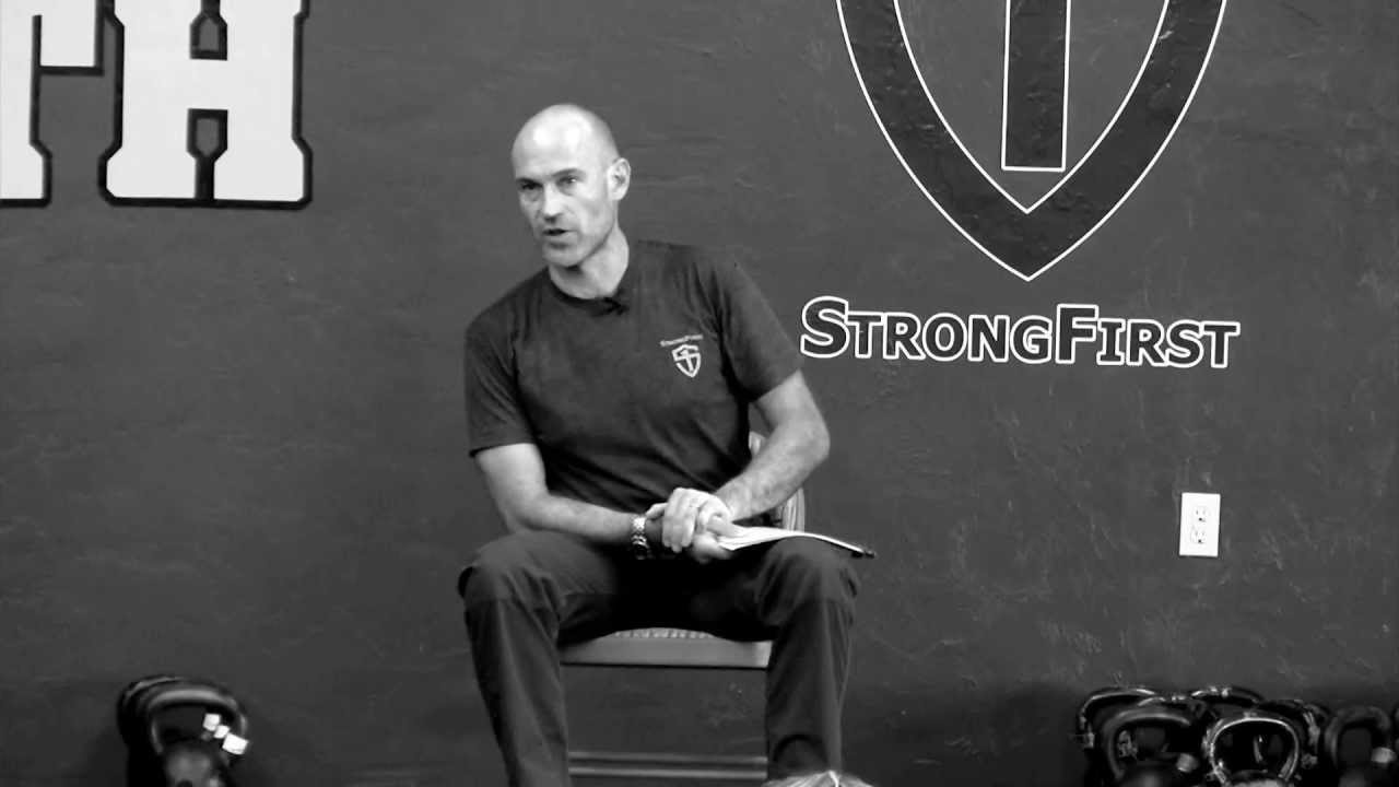 Pavel Tsatsouline on GTG, optimal rep count and rest duration for strength