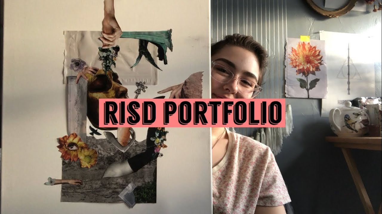 Accepted Risd Massart Meca Portfolio Jostiel Youtube
