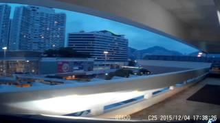 《停車場》紅磡火車站-出
