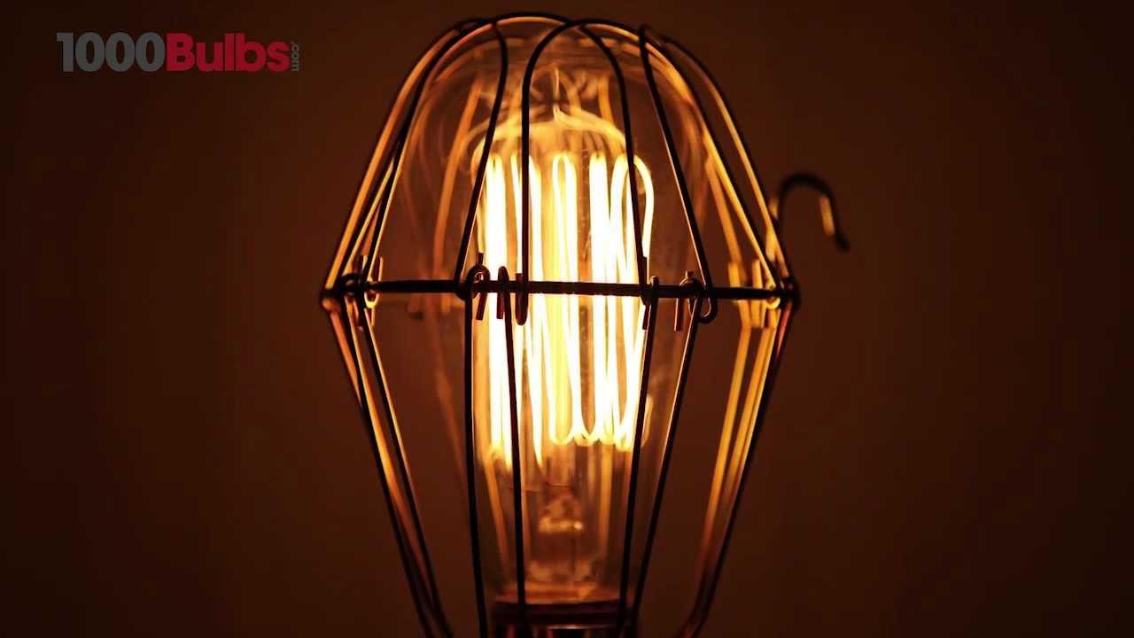 antique light bulb co s2411 25watt victorian style antique light bulb - Antique Light Bulbs