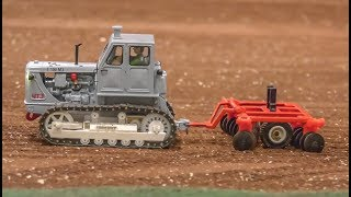 Modified RC Tractors! Farming in 1/32 scale!