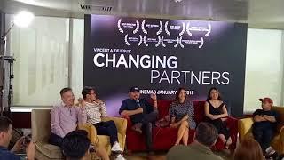 Dan Villegas On Doing Changing Partners