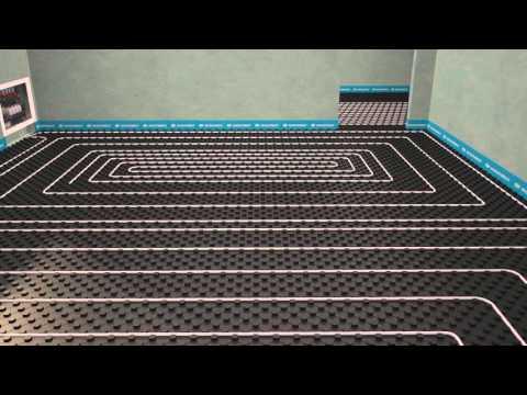 Suelo radiante isoltubex espa a youtube - Instalacion suelo radiante ...