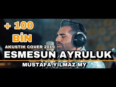 Esmesun Ayruluk - Akustik 4K Cover Canli