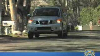 2007 Nissan Armada Review - Kelley Blue Book