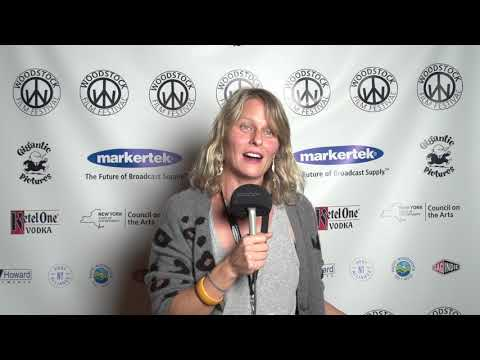 "Director Sara Lamm Talks ""Thank You For Coming"" Woodstock Film Festival 2017"