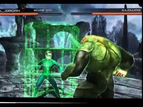 зеленый фонарь 2 в 1 браузерная игра