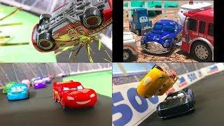 Summary : Stop Motion : Movie Cars 3 Reenactment : June 2019