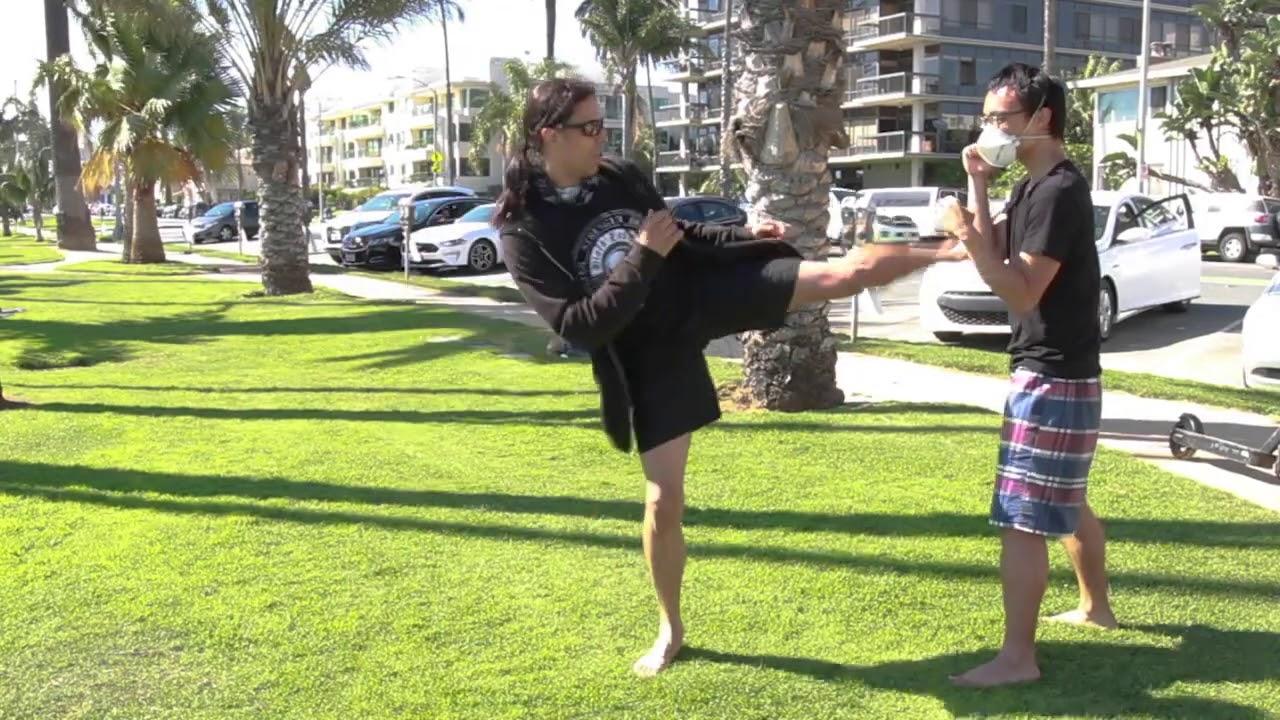Roundhouse Kicks Explored: Snapping vs Follow-Through