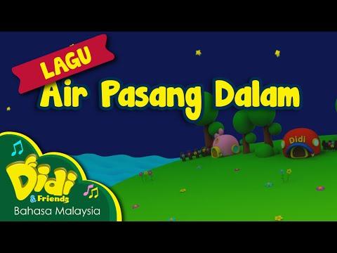 Lagu Kanak Kanak   Air Pasang Dalam   Didi & Friends