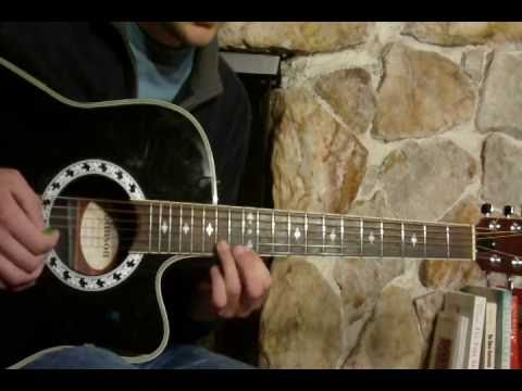 Pancho and Lefty Willie Nelson and Merle Haggard Guitar Lesson 2