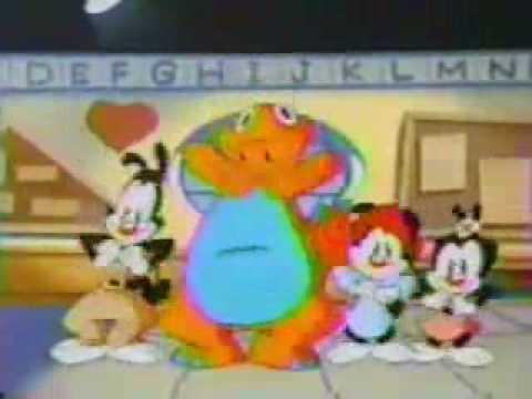Animaniacs: Anvil Song + Goodbye Song (Baloney & Kids)