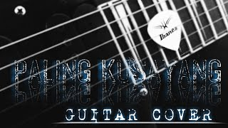 Guitar cover paling kusayang jacky hasan