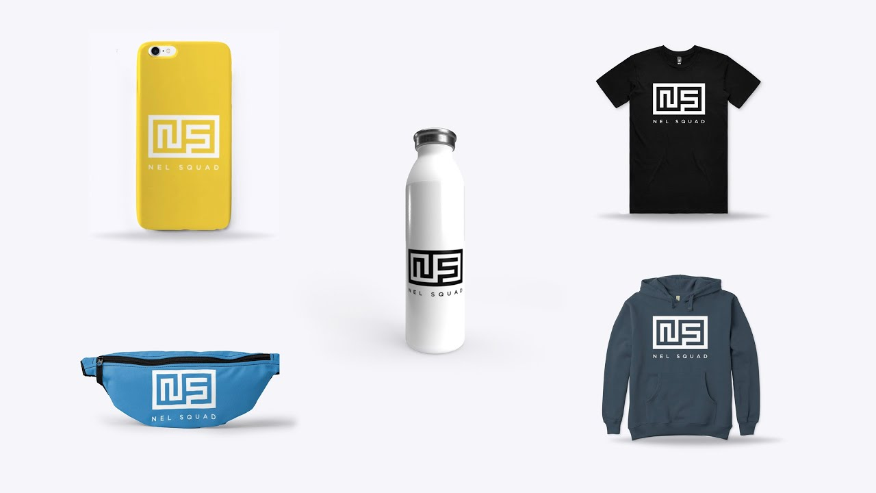 NEL SQUAD CLOTHING/MERCH (Launching my business)