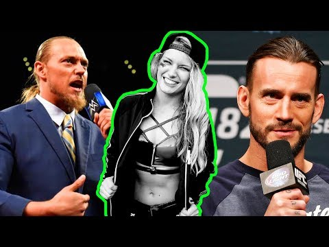 CM PUNK AT ALL IN? BIG CASS BACKSTAGE HEAT? TONI STORM TO WWE? Going In Raw Pro Wrestling Podcast