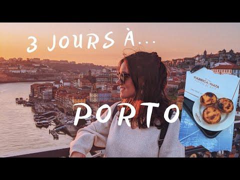 Voyage : 3 jours à Porto, que faire, quoi visiter ? Une ville avec beaucoup de charme!