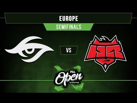 HellRaisers vs Secret - PGL Bucharest EU Qualifier G1