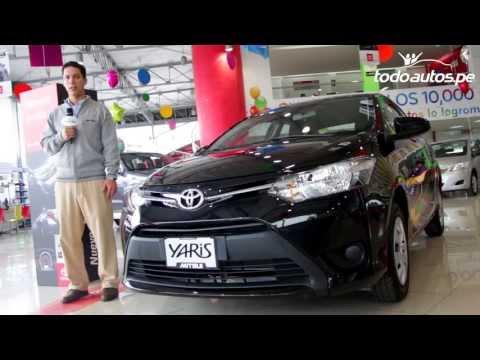 Toyota Yaris 2014 en Perú   Video en Full HD   Todoautos.pe