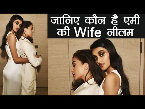 Amy Jackson : Who is Amy's WIFE Neelam Gill;  Find out Here। FilmiBeat