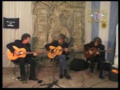 PALERMO VIEJO TV - TRIO GOROSITO - CATALDI Y DE LA VEGA