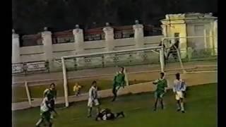 """Вища ліга 1995/1996 """"Кремінь"""" (Кременчук) - """"Нива"""" (Вінниця) - 0:1"""