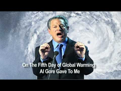 The 12 Days Of Global Warming