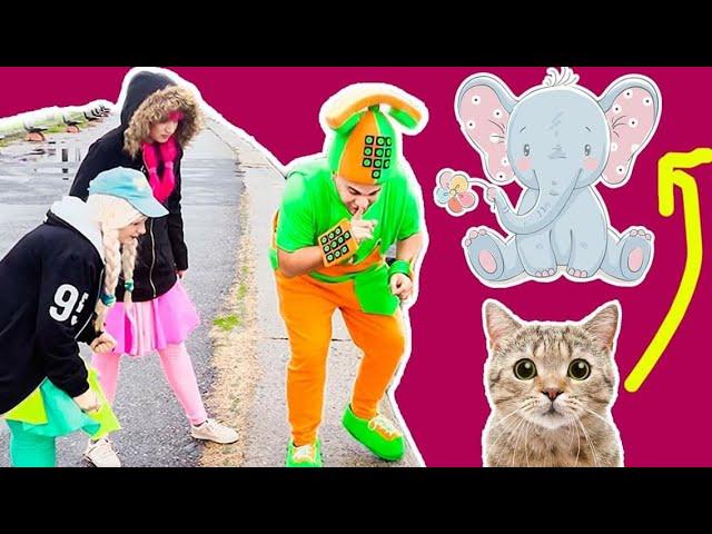 يويو ودودي وفوني والرفق بالقطط والحيوانات  - yoyo dodi and foni the cat